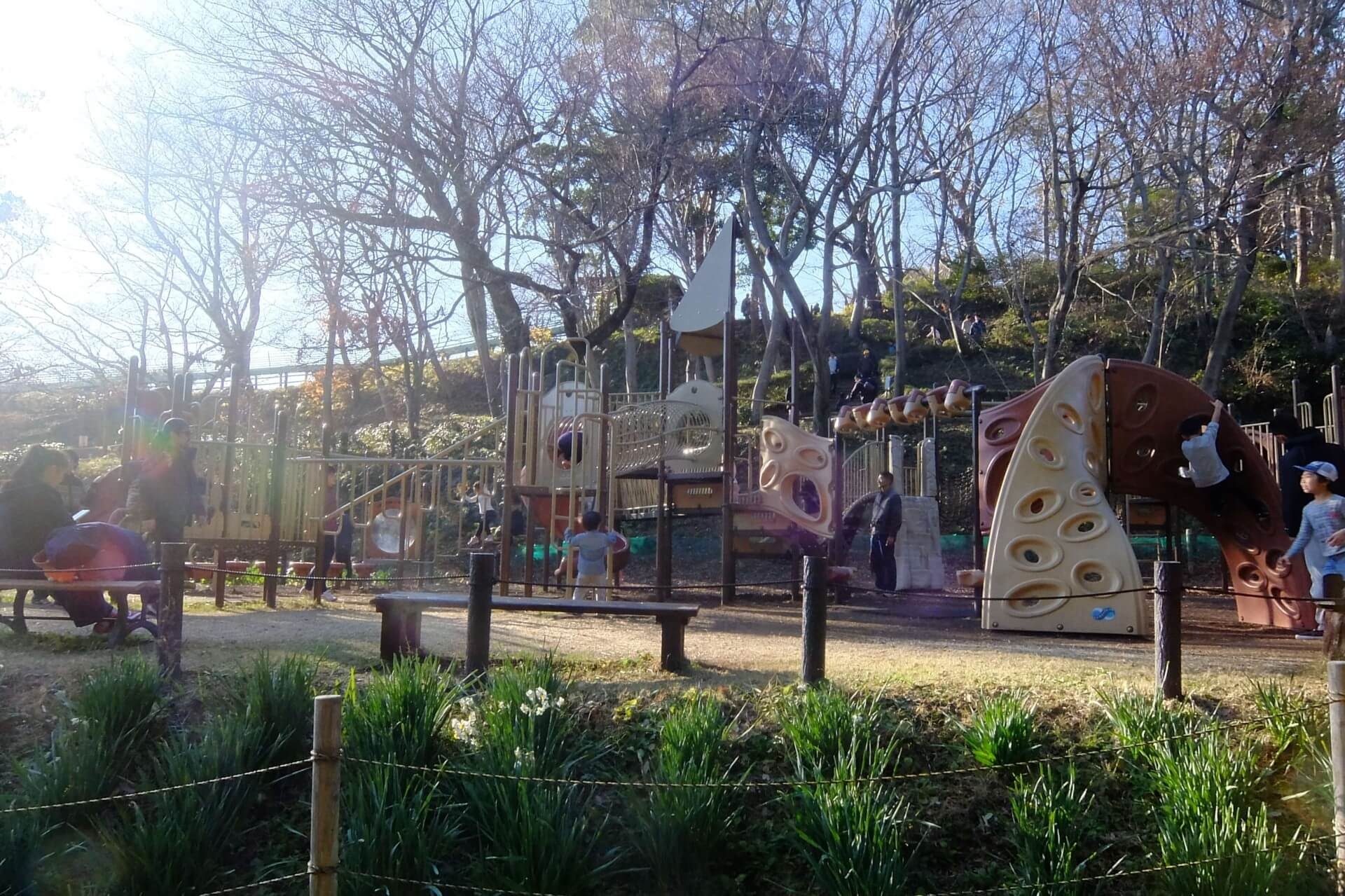 子供用の公園
